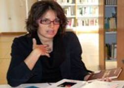 Conferencia de Cristina Consuegra
